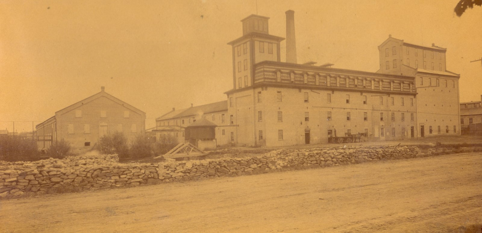 Granite Mills and Waterloo Distillery