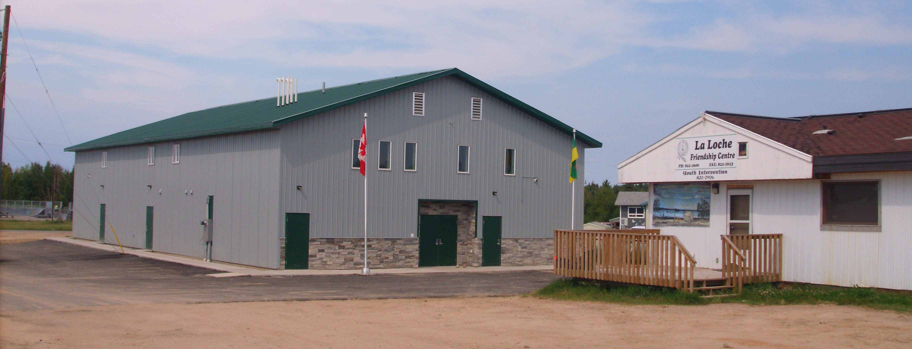 La Loche Friendship Centre