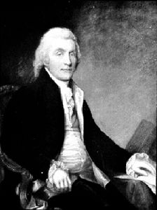 Sir John Wentworth