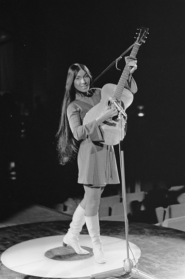 Image result for buffy sainte-marie 1960s