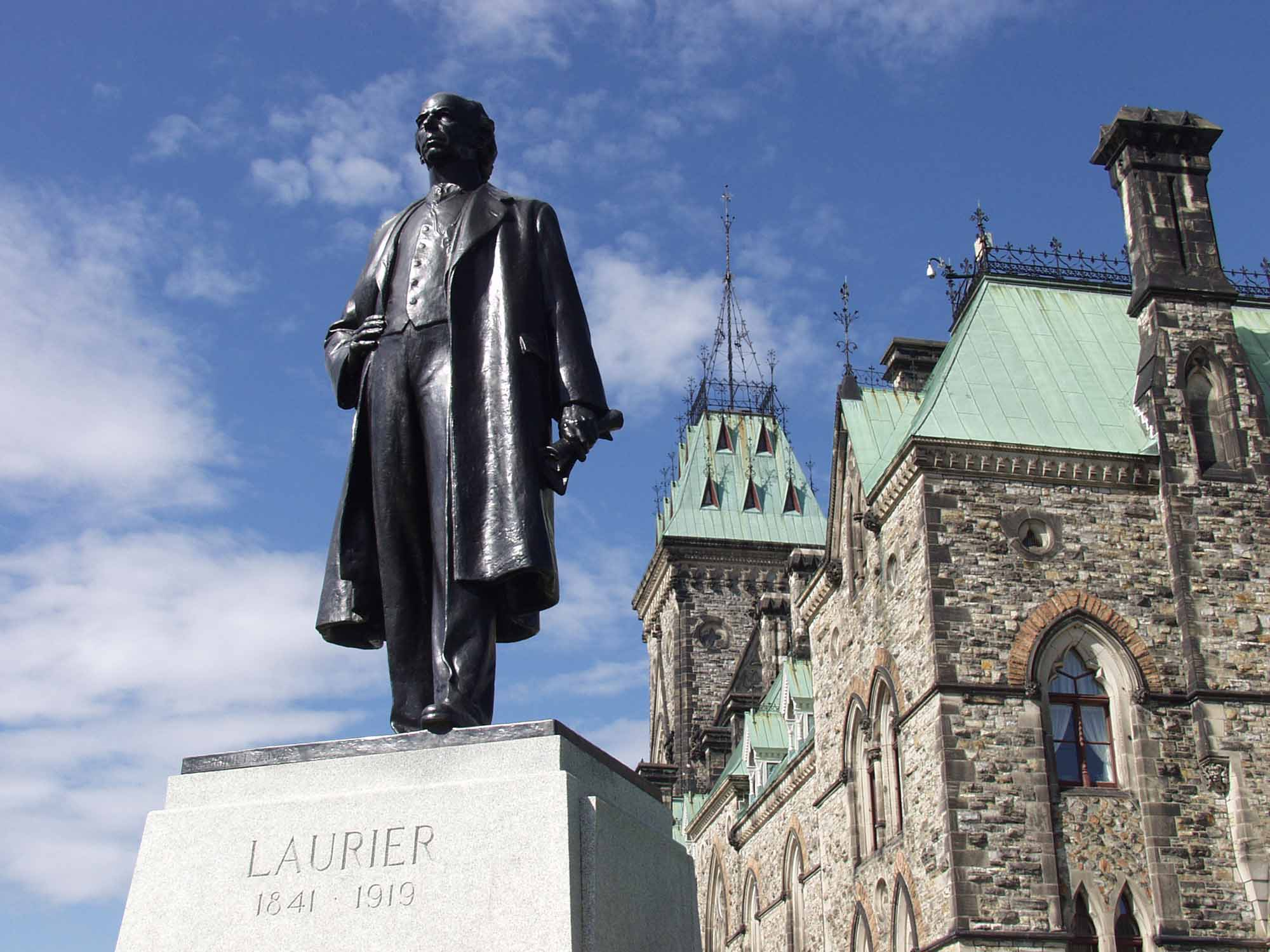 Sir Wilfrid Laurier: the Politics of Compromise