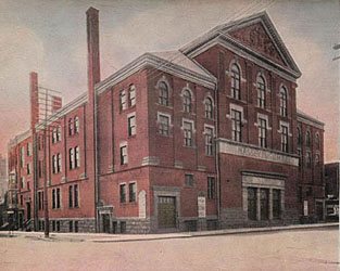Massey Hall, 1910s