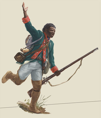 Richard Pierpoint, Black Loyalist