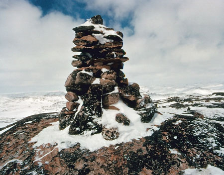Inuksuk Inukshuk The Canadian Encyclopedia