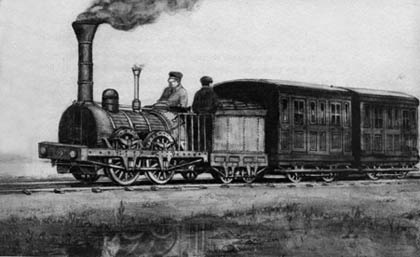 Canada's First Railway