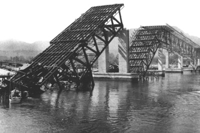 Second Narrows Bridge Collapse, 1958