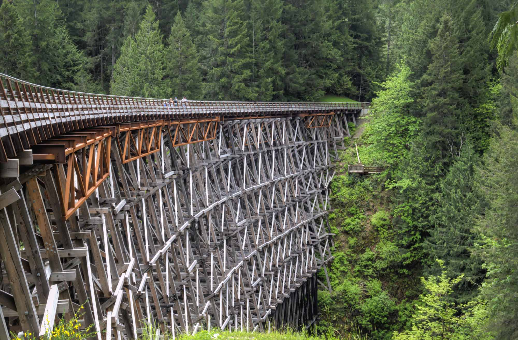 Historic Railway Trestle