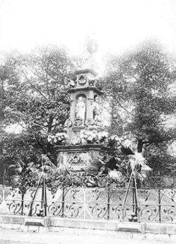 Battle of Limeridge Monument