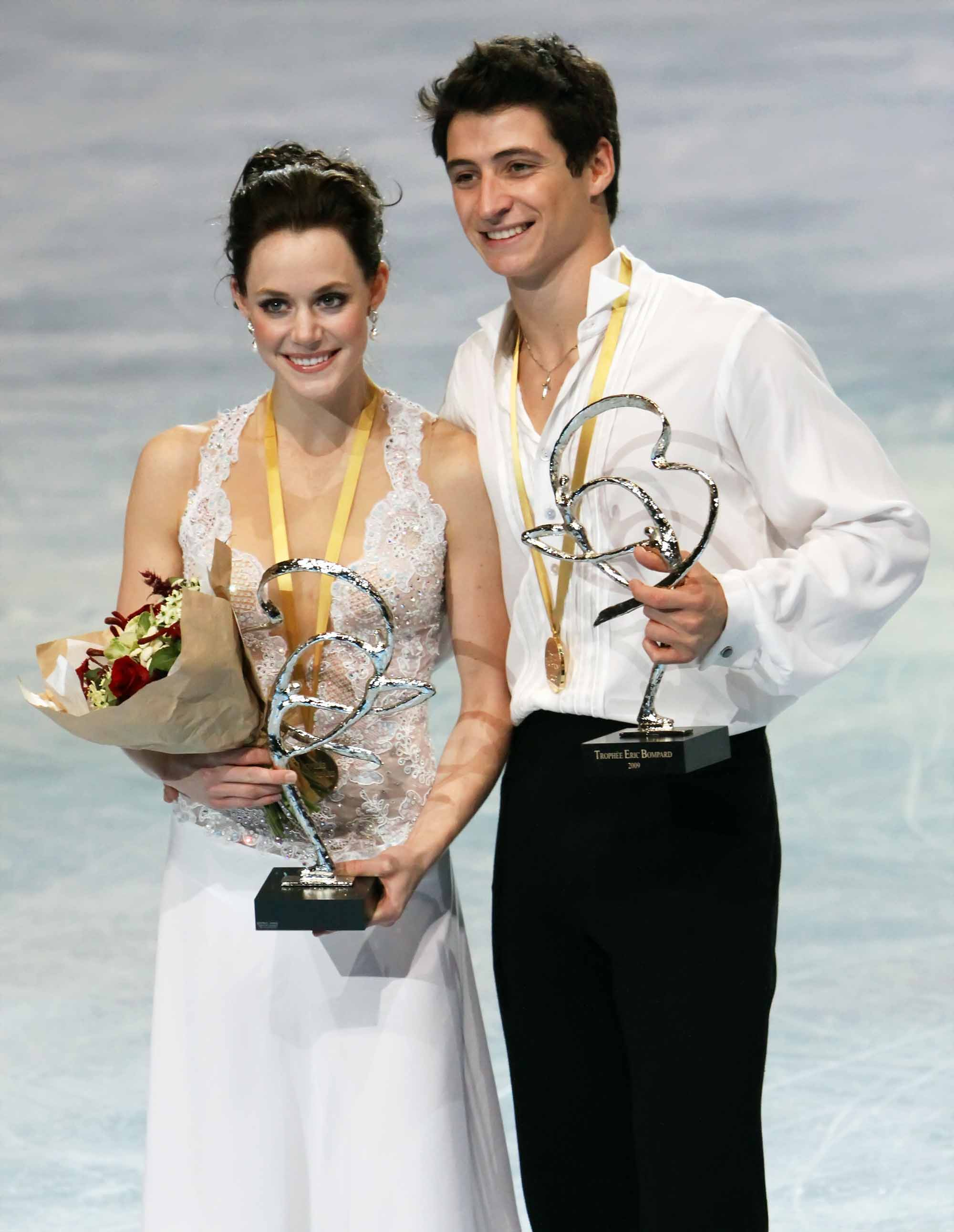 Tessa Virtue and Scott Moir Win Gold