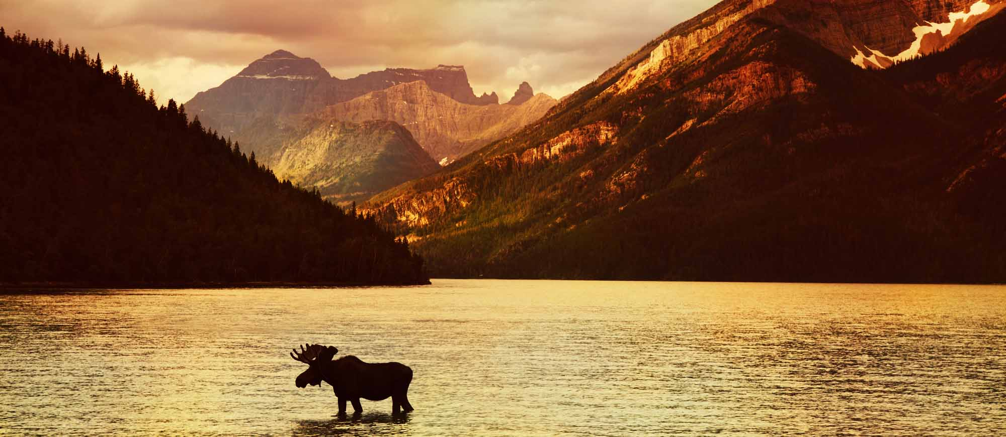 Parc national Waterton Lakes