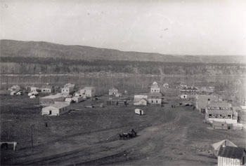 Peace River Crossing, 1914