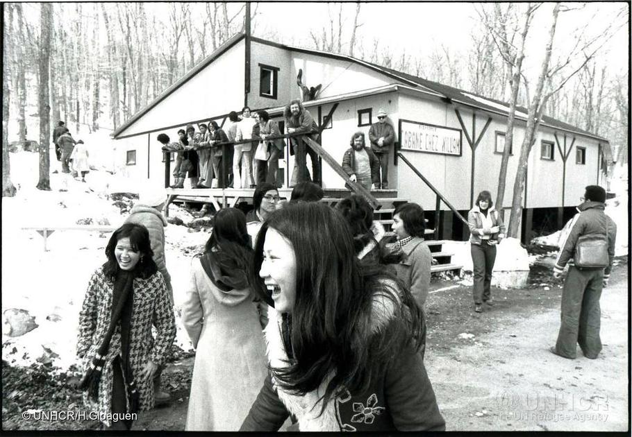 Resettlement and integration of Vietnamese refugees in Canada, 1979