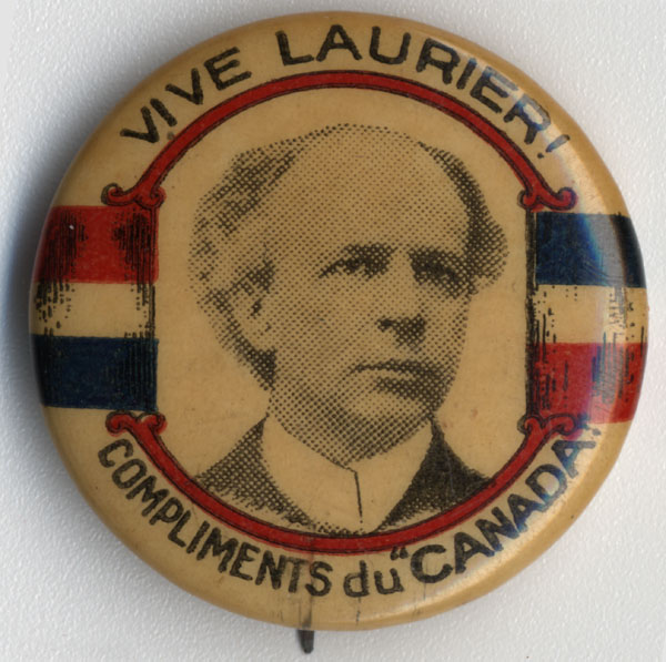 "Wilfrid Laurier: ""The Sunny Way"" Speech, 1895 (en anglais seulement)"