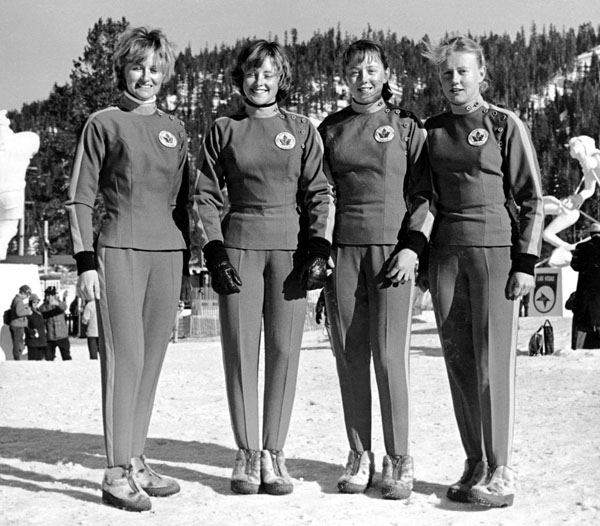 Olympic Alpine Ski Team, 1960