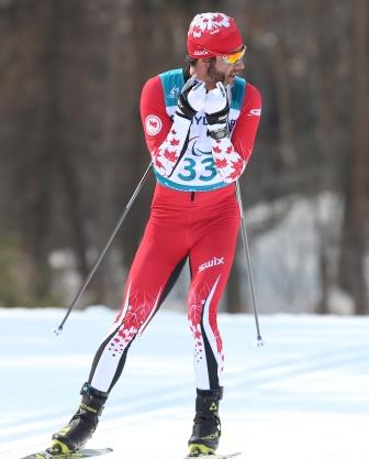 Brian McKeever, 2018 Paralympic Winter Games