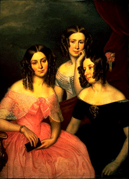 Three Robinson Sisters