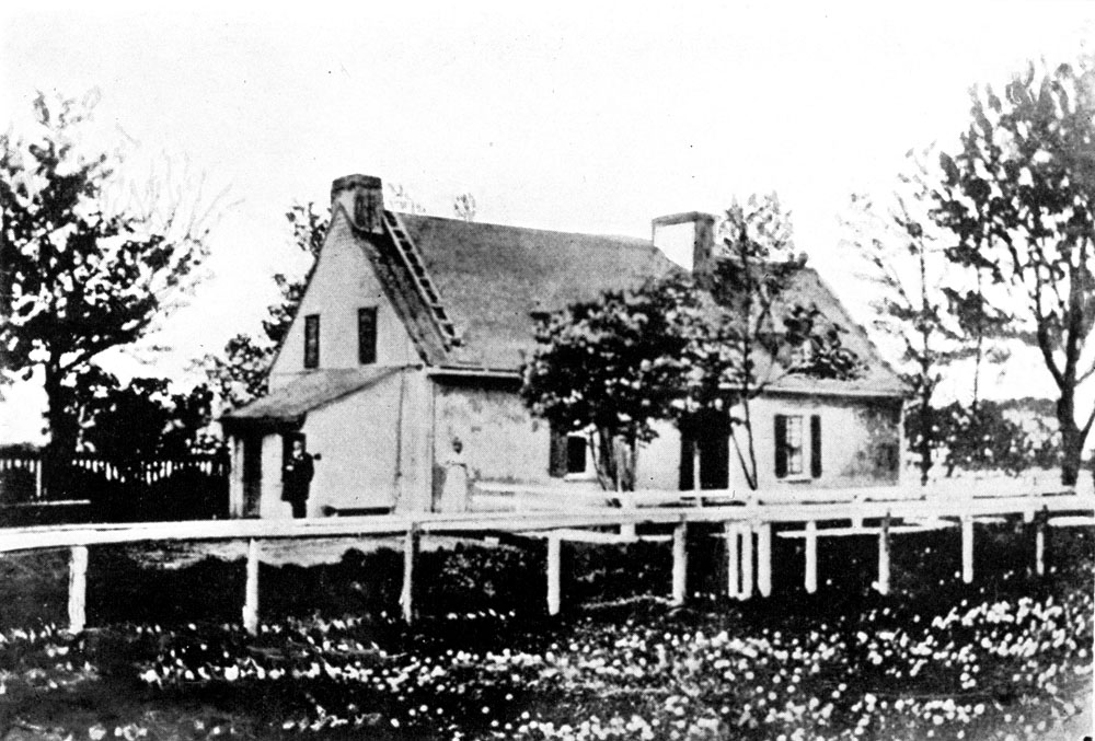 Pierre Boucher Manor in Boucherville