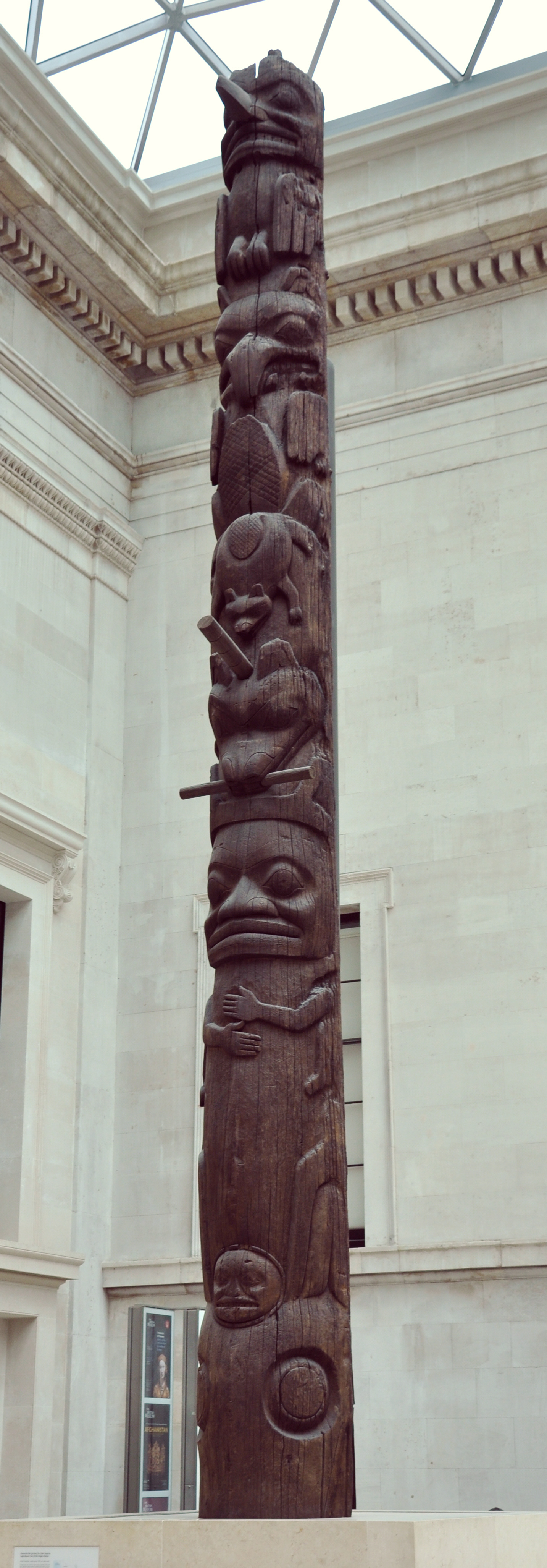 Nisga'a Memorial Pole