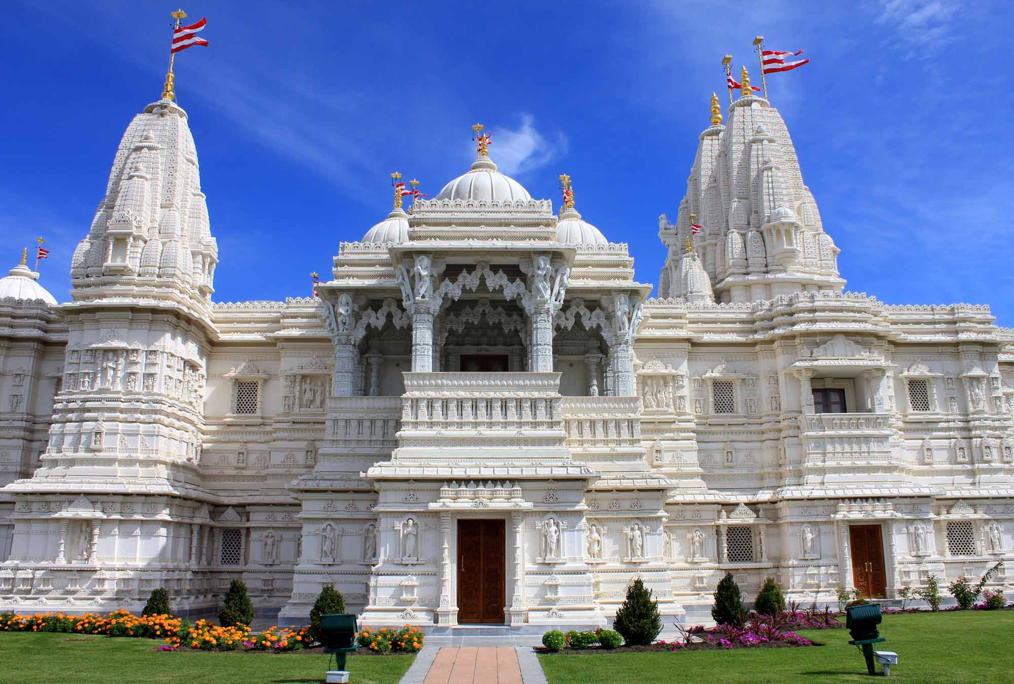 Hindu Temple in Toronto