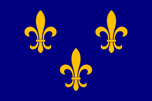 Flag of Franco-Americans from Upper Louisiana