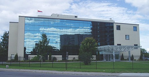 The Embassy of Indonesia in Ottawa, Canada