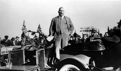 William Lyon Mackenzie King, politician and prime minister