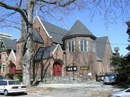 St Thomas Anglican Church (Exterior)
