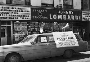 Johnny Lombardi Italian Records