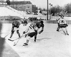 Winnipeg Hockey Team, Olympic Hockey, 1932