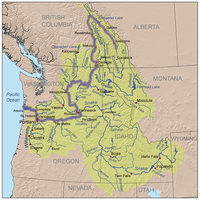 Columbia River The Canadian Encyclopedia