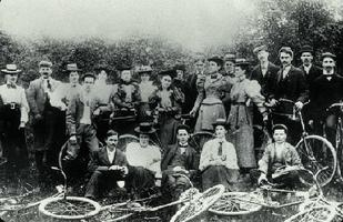 Bicycle Club, 1897
