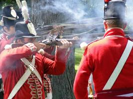 41st Regiment, Canada Day
