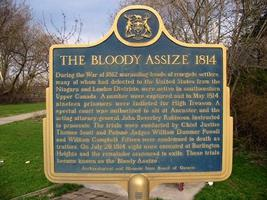The Ancaster Assizes