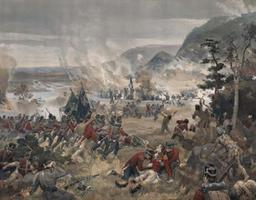 Death of Isaac Brock, The Battle of Queenston Heights