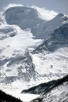 Columbia Icefield, Close-up