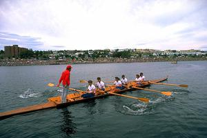 Rowing at Quidi Vidi Lake