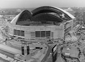 SkyDome Construction, c 1989