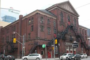 Massey Hall in 2012