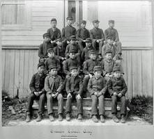 Metlakatla Indian Residential School Students