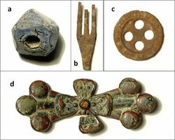 Pointe-du-Buisson, Artefacts