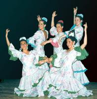 Spanish Folk Dancers