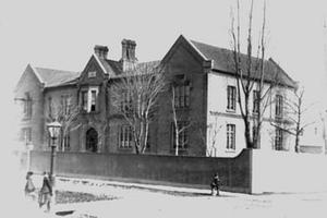 House of Industry, 1890s