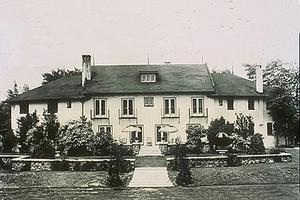 Bickford House Before Expansion