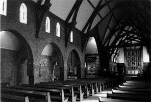 St Thomas Anglican Church (Interior)