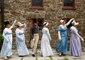 York Regency Dancers, Montgomery