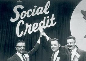 Social Credit Leadership Convention