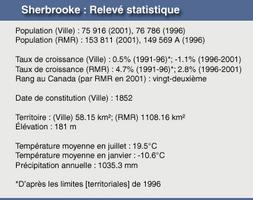 Sherbrooke (French Table)