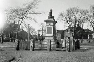 War of 1812 Monument, 1910s
