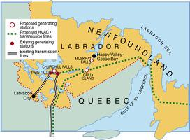 Labrador Power Plans