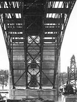 Bloor Viaduct Supports